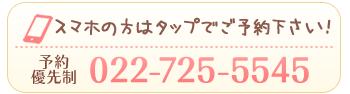 電話番号:022-725-5545
