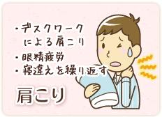 肩こり・頭痛・頚椎ヘルニア